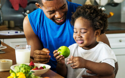 Healthy nutrition: more than just food