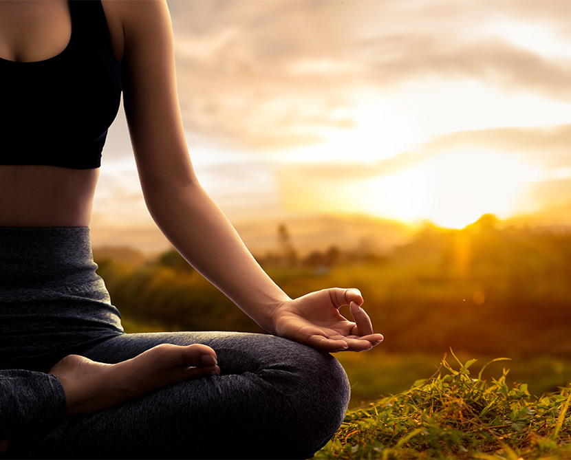How meditation helps with becoming mentally stronger