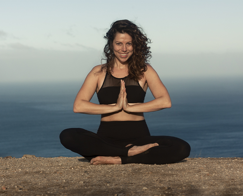 How to get the most out of your online yoga practice