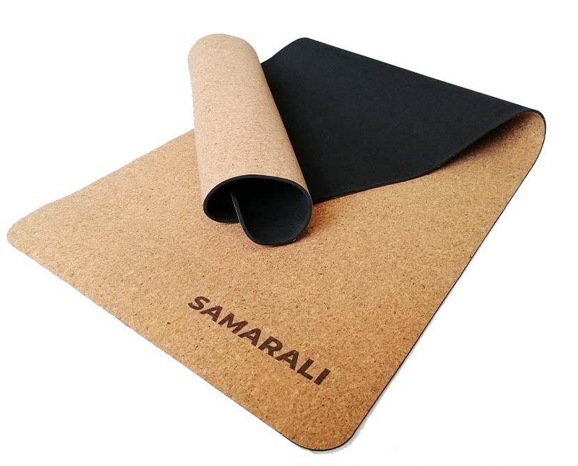 How to clean cork yoga mat