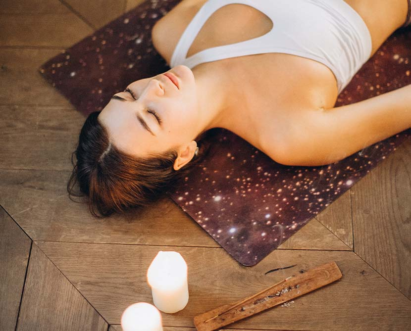 Yoga Nidra for ultimate body relaxation